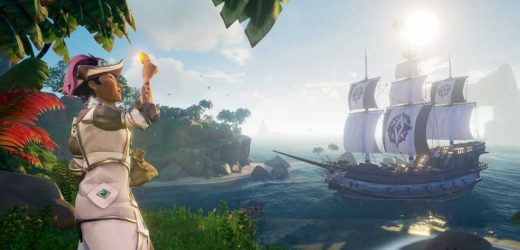 Sea Of Thieves Is Coming To Steam With Cross Platform Compatibility