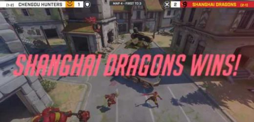 OWL Week 9: Shanghai and San Francisco bounce back