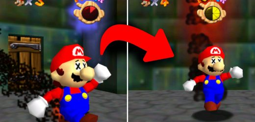 Hacker Fixes 20 Year Old Super Mario 64 Bug With 1 Line Of Code