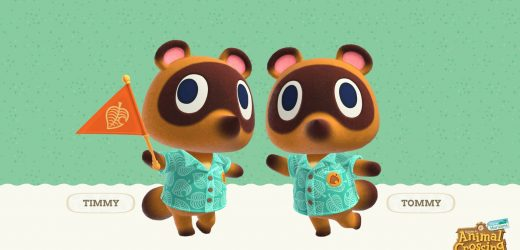 Animal Crossing: New Horizons – Timmy & Tommy Are NOT Related To Tom Nook
