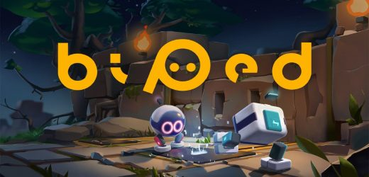 Biped Review: Puzzle Solving Fun For Two… With Robots!