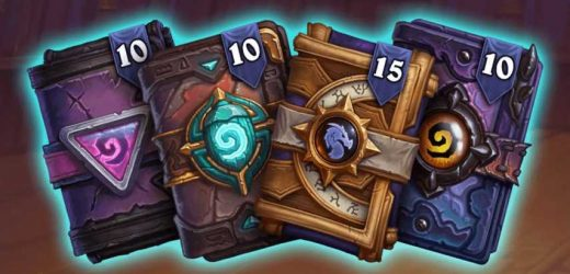 Hearthstone's Year Of The Dragon Bundle Is The Cheapest Way To Round Out A Collection