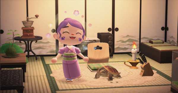 I will love and cherish Animal Crossing's new snapping turtle