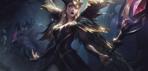 Coven Morgana, Zyra, Leblanc skins and more revealed for League