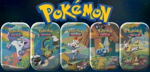 All The New Pokemon TCG Product Released Today