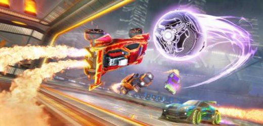 Rocket League introduces new temporary mode, Heatseeker