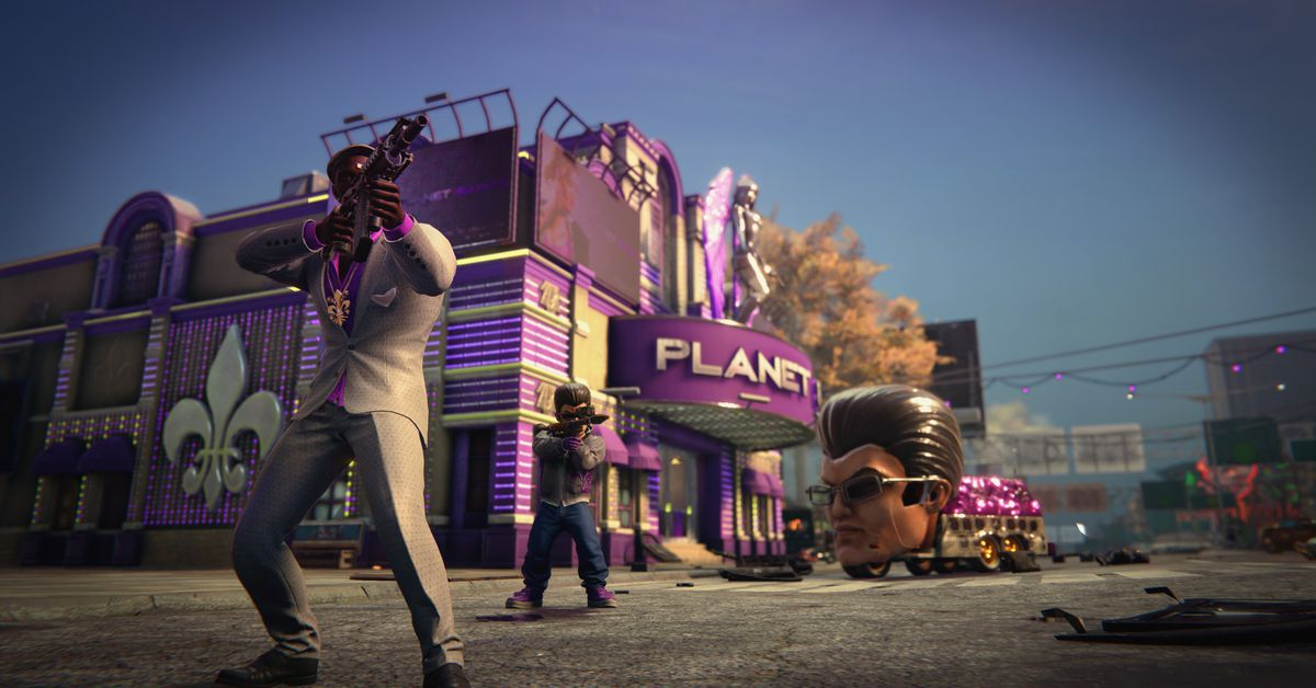 Saints Row: The Third remaster coming to PC, PS4, and Xbox One