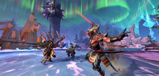Smite Comes To The Epic Games Store