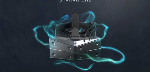 Ultra-wide FOV Headset StarVR One Now Available for Purchase – Road to VR