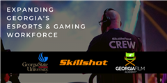 Skillshot Media developing esports courses for Georgia State University