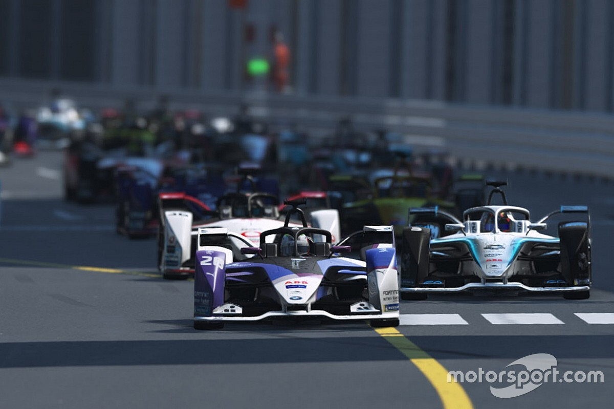 Can Gunther make it a Race at Home Challenge hat trick at Monaco?
