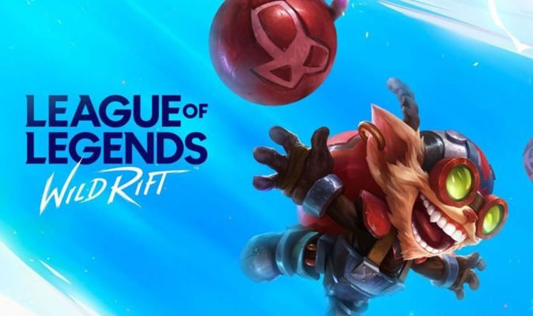 League of Legends Wild Rift release date news as Riot Games prepare LoL Mobile test