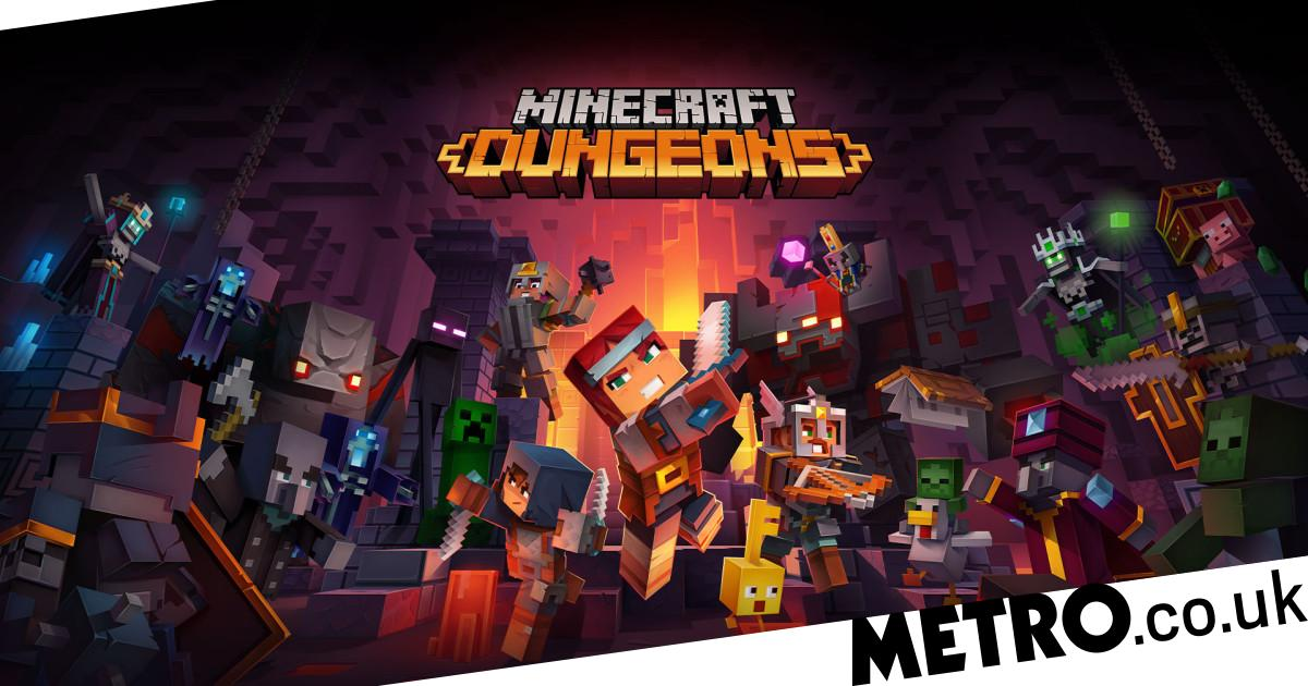 Minecraft Dungeons review – running the Gauntlet