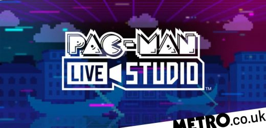 Celebrate Pac-Man's 40th by making your own levels on Twitch