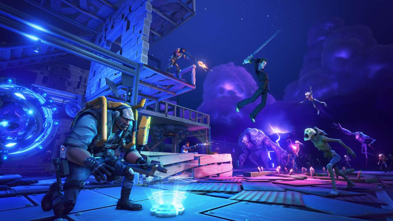 Epic Is Making Cross-Play More Feasible With Epic Online Services