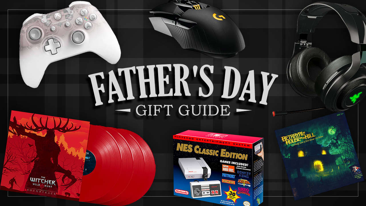 Best Gift Ideas For Father's Day 2020: Gaming Gifts For Dads