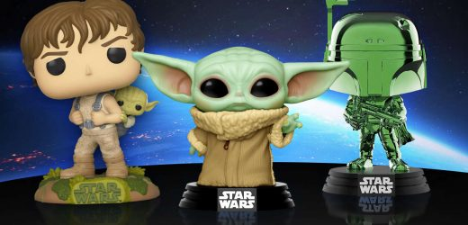 Star Wars Day: The Best Funko Pops For May The 4th