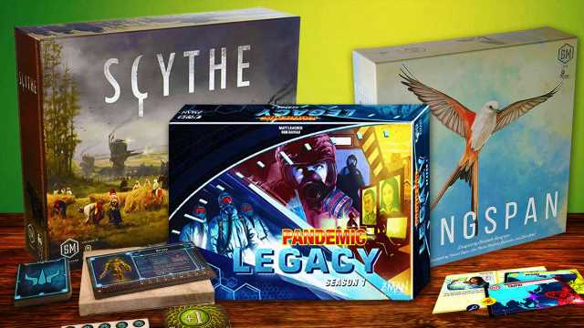 The Best Board Games You Can Play At Home