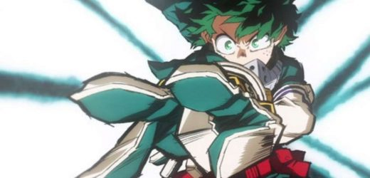 My Hero Academia: Season 5 Is Being Made, And Here's What We Know So Far