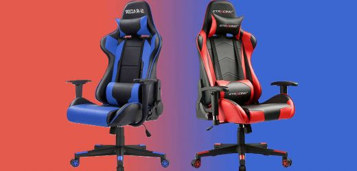 Best Cheap Gaming Chairs In 2020: Budget Chairs That Won't Break The Bank