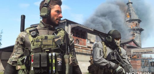 CoD Modern Warfare Double XP Is Live Now With Shoot The Ship Playlist
