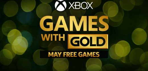Games With Gold May 2020: Get 3 Free Xbox Games This Month