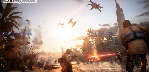 In Time For Star Wars Day, Star Wars Battlefront 2 Gets Final Content Update
