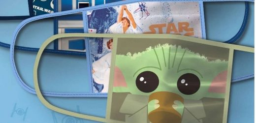 Baby Yoda Face Masks Now Available At Disney, Benefits Charity