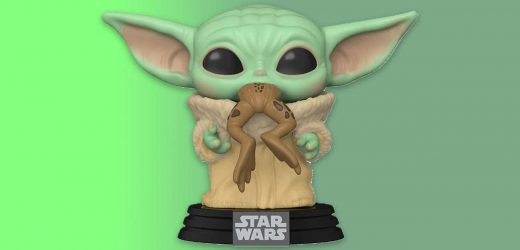 Celebrate May The 4th With Baby Yoda Funko Pops