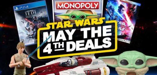 Best Star Wars Day 2020 Deals And Product Reveals For May The 4th