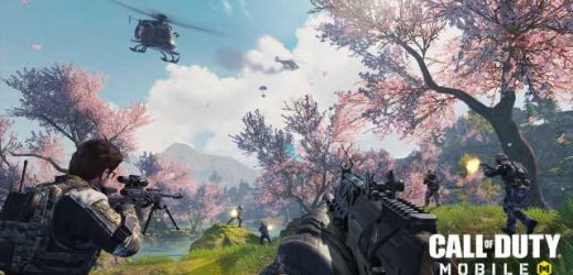Call Of Duty Mobile Once Upon A Time In Rust Now Available