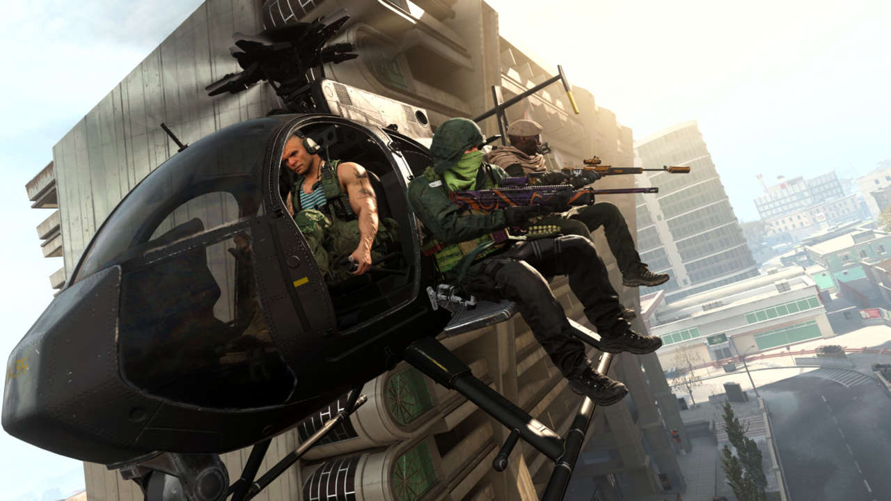 Call Of Duty: Warzone Update Disables Helicopters