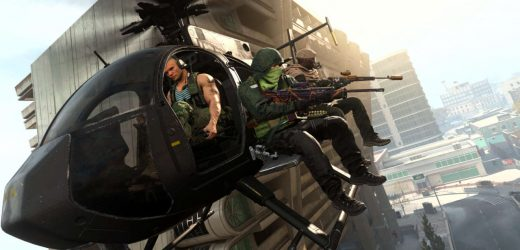 Call Of Duty Playlist Update Disables Warzone Helicopters