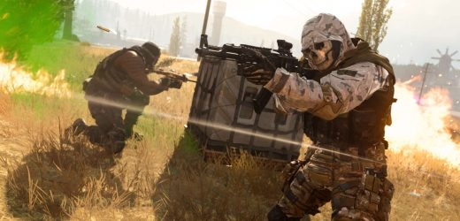 Call Of Duty: Modern Warfare Double XP Event Is Live For A Limited Time