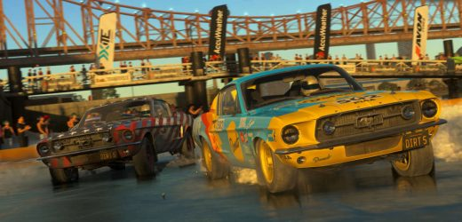 Dirt 5 Features Career Mode With Nolan North and Troy Baker