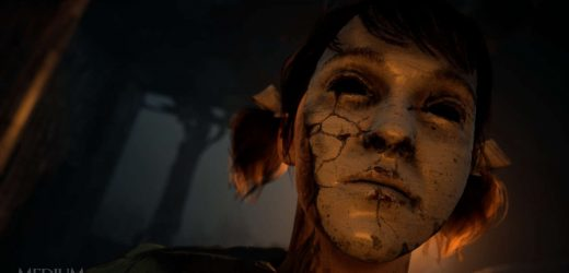 Xbox Series X Horror Game The Medium Coming From Blair Witch Developer