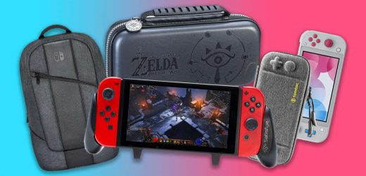 The Best Nintendo Switch And Switch Lite Cases, Grips, And Carrying Bags