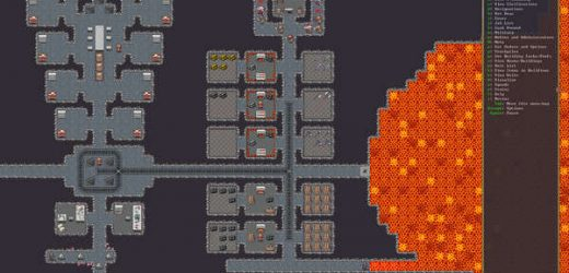 Dwarf Fortress Shows Off Its New Visual Style With A Complete Map Ahead Of Steam Release