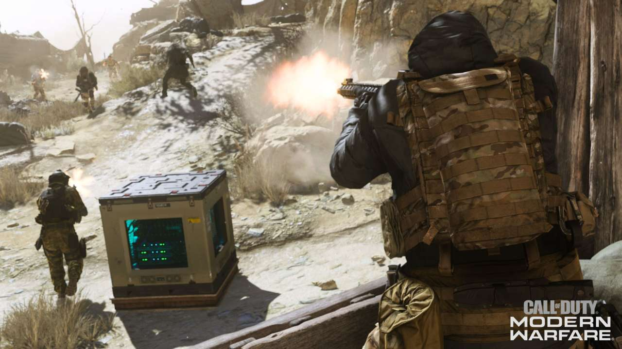 Call Of Duty: Modern Warfare Adds New Operator With Her Own Legendary Weapons Soon
