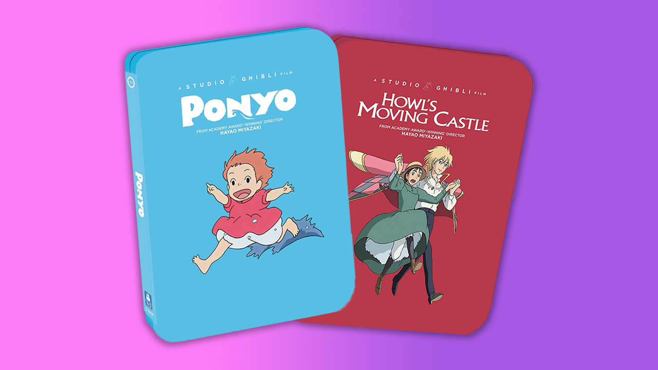 Limited-Edition Studio Ghibli Steelbooks Released Today For $20 Each