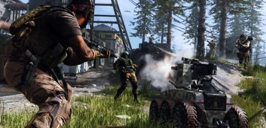 Call Of Duty: Modern Warfare Playlist Update Now Live On All Platforms