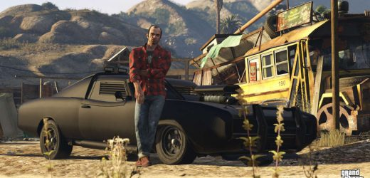 Own GTA 5 For Free Right Now At The Epic Games Store