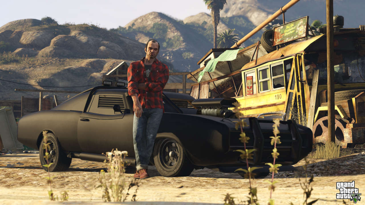 It Looks Like Grand Theft Auto 5 Will Be Free To Claim At Epic Today