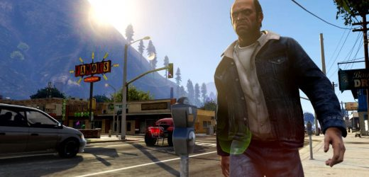 Grand Theft Auto 5 Is Free At The Epic Games Store, And Next Week's Freebie Is A Mystery