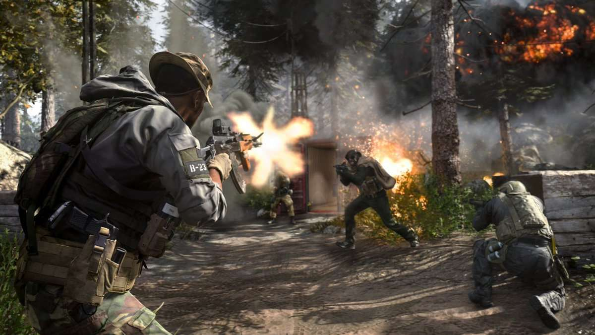 Call Of Duty: Modern Warfare–Here's Why You Remember The Hardhat Map