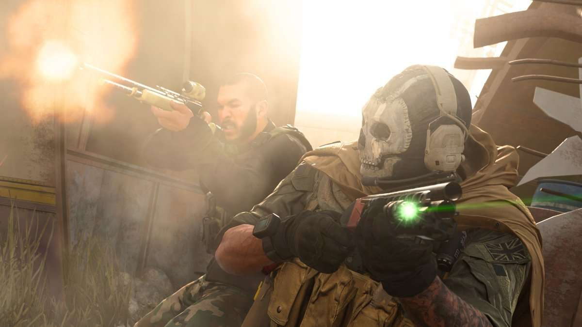 Call Of Duty: Warzone Update Adds A Classic Battle Royale Mode
