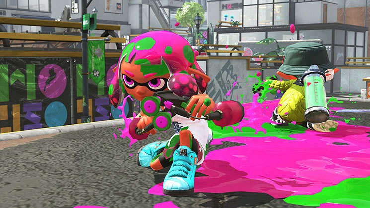 First Splatoon 2 Splatfest In Nearly A Year Is This Weekend