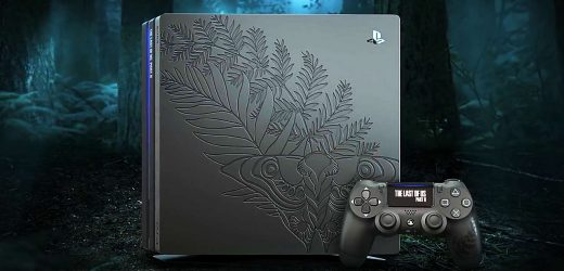 The Last Of Us Part 2's Limited-Edition PS4 Pro Is Up For Pre-Order