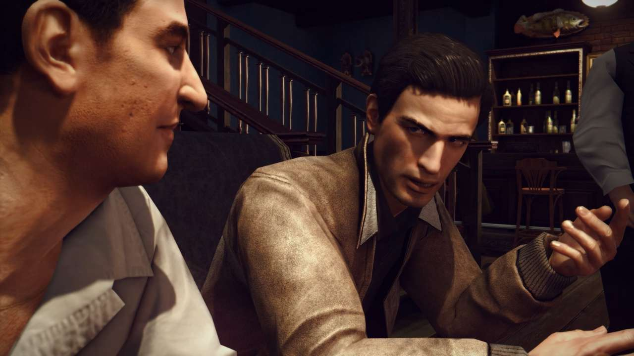 Mafia 2 And 3 Definitive Editions Are Free Upgrades If You Own Originals