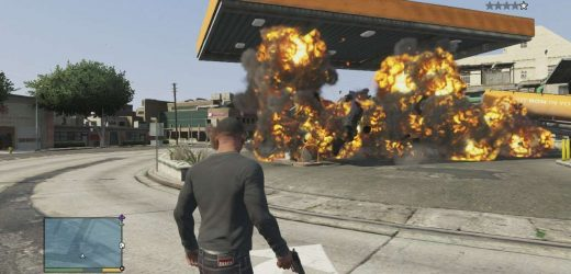 GTA 5 Keeps Chugging Along With A New Massive Sales Milestone